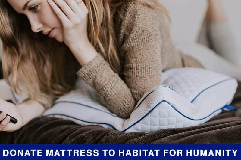 Habitat For Humanity Mattress Donation