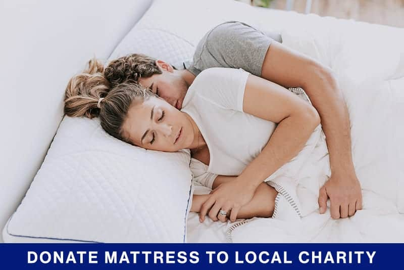 Donate Mattress To A Local Charity In Need​