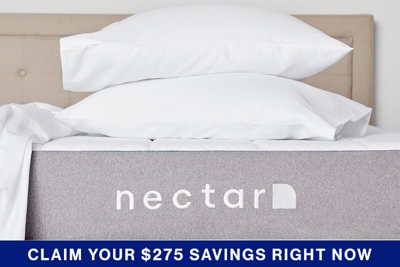 Reasons To Shop Nectar's Best Deal From Home