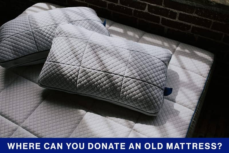 Where Can You Donate an Old Mattress