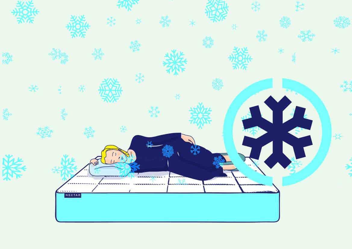 Sleep Position - Side sleeper - Illustration