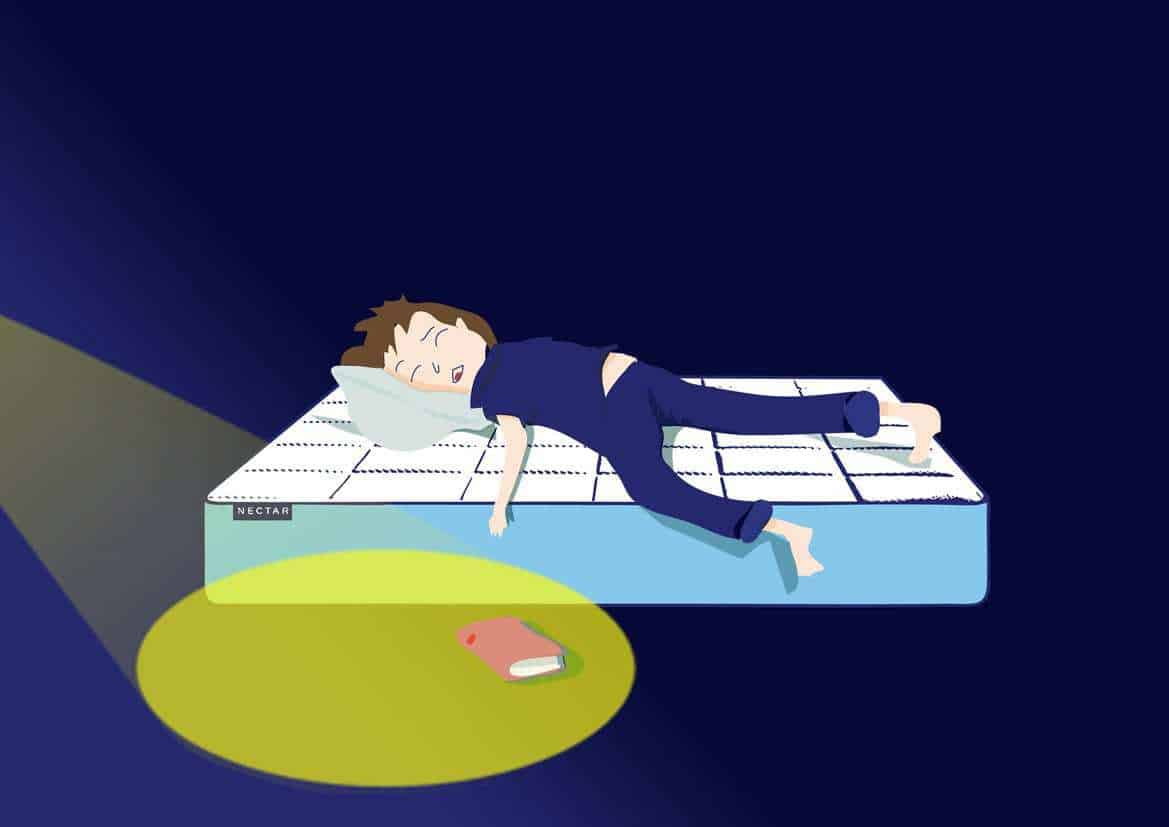 Sleep Deprivation - Illustration