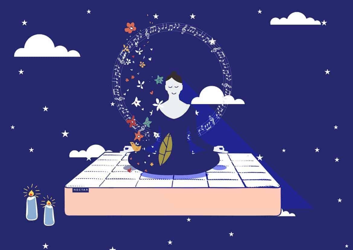 meditation sleep - Nectar Mattress