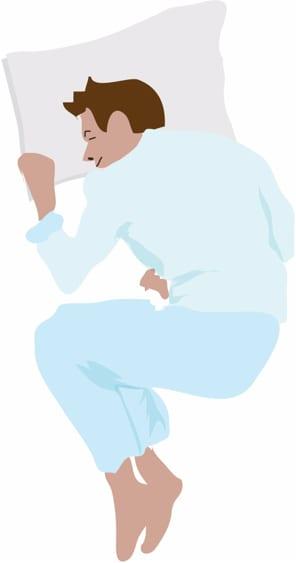 Sleeping Positions-baby