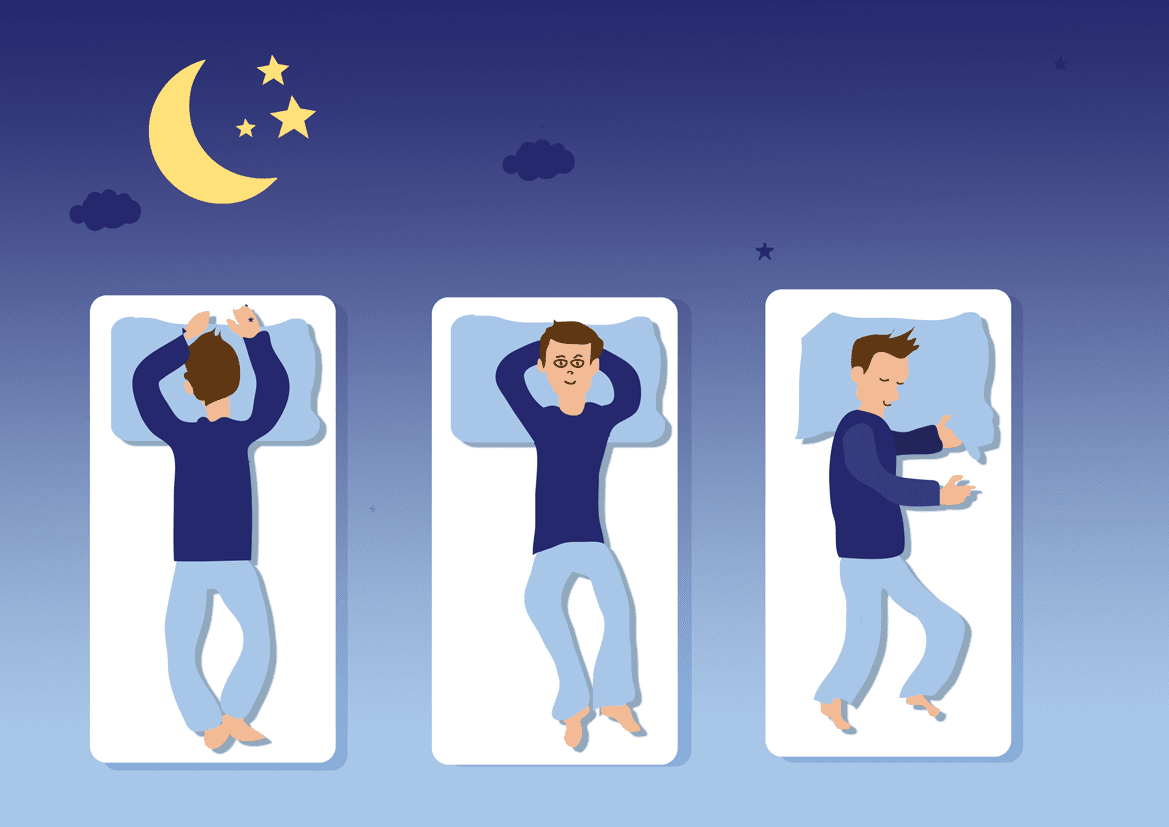 Sleep Position and Personality