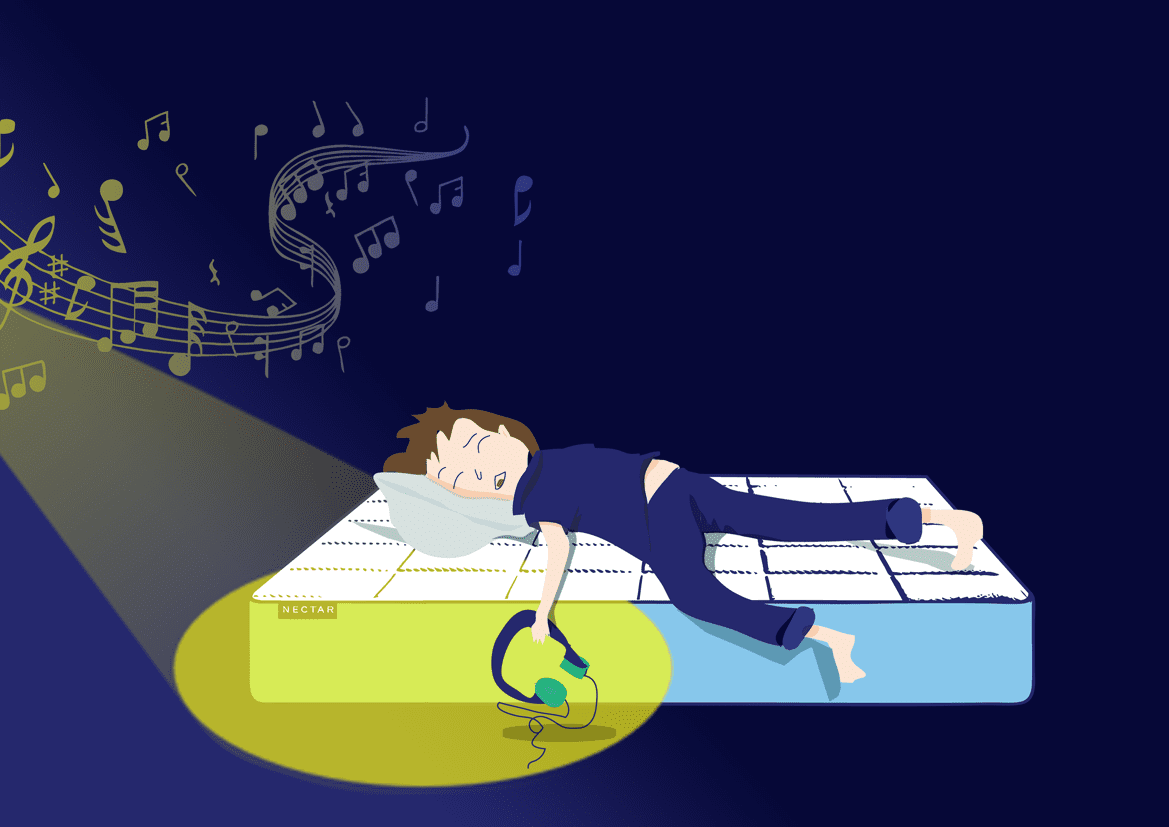 How Listening to Music Before Bed Can Help You Sleep