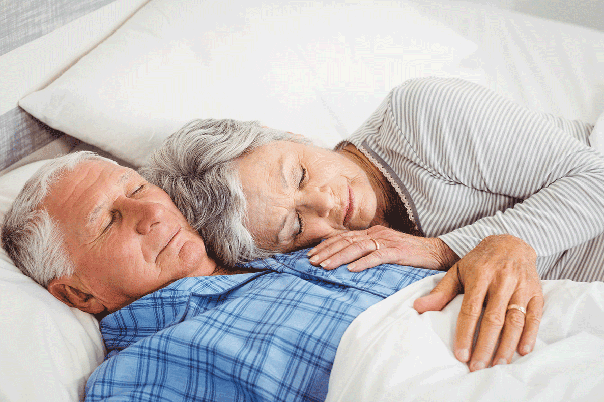 Why sleep is important as we age