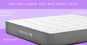 Nectar Labor Day Sale
