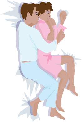 Best Sleep Position for Couples