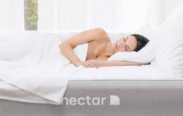 Better Sleep with Nectar Mattress