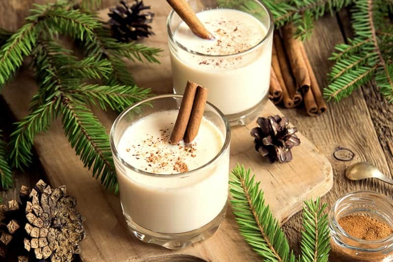 Skip The After Dinner Eggnog, Especially If It's Spiked
