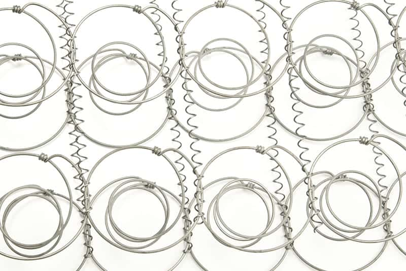The First Coil Springs Were Used For Chairs