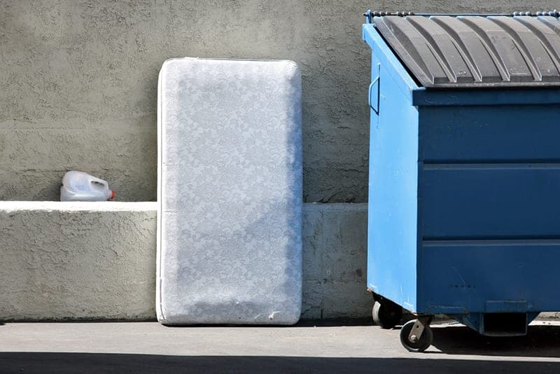 Your Mattress Can Be Recycled