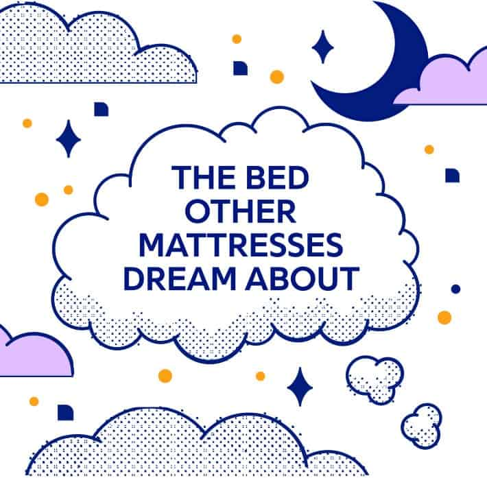 The Bed Other Mattresses Dream About