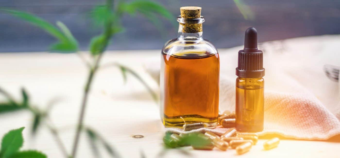 CBD Oil For Pain​