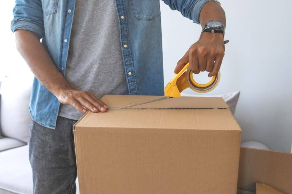 how to get free moving boxes