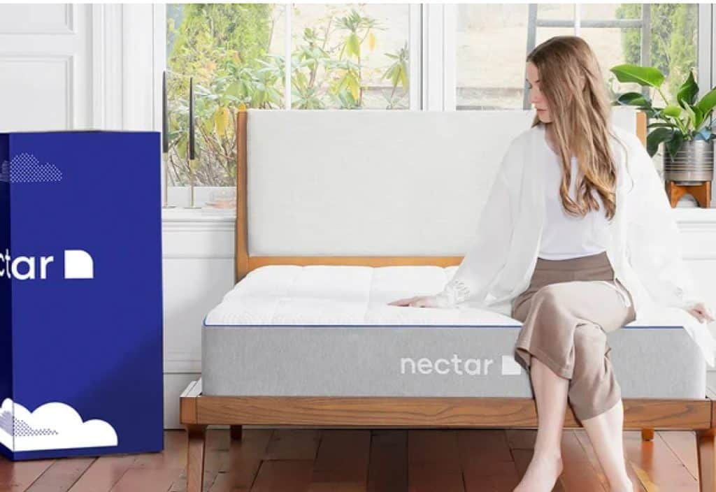nectar mattress thickness