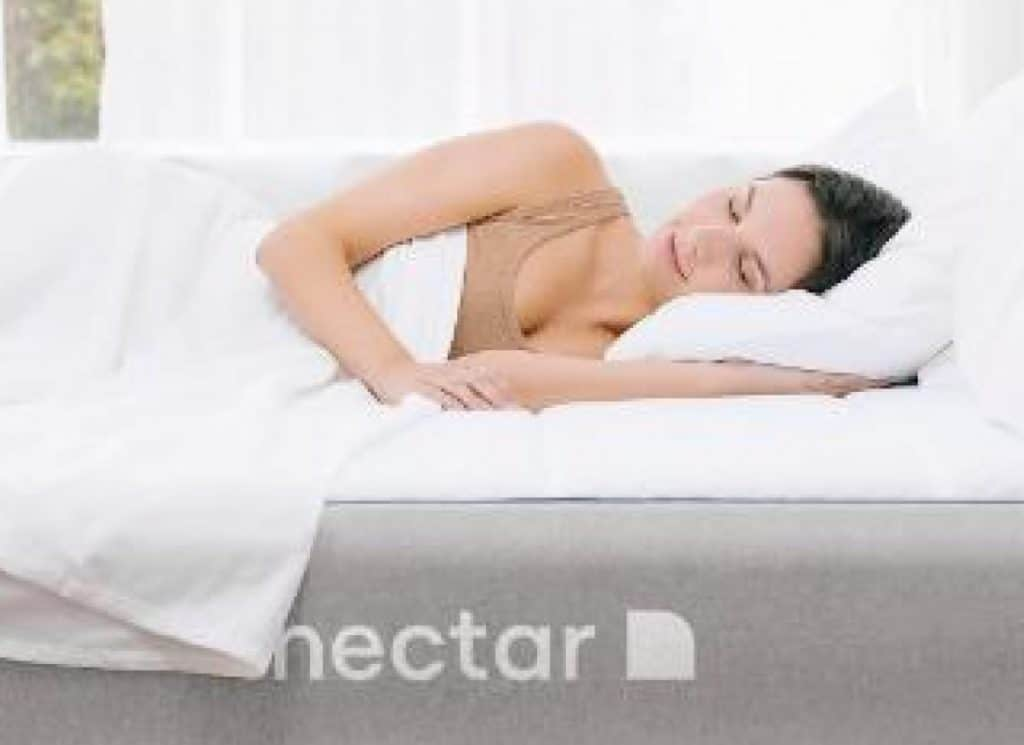 Nectar's luxurious pillow