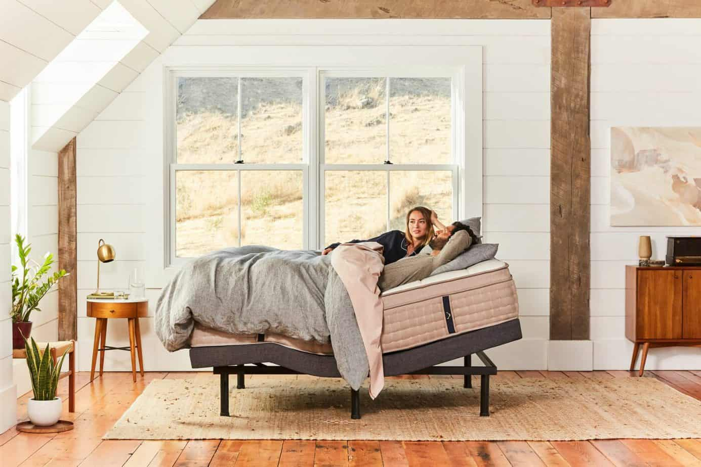 hybrid adjustable mattress