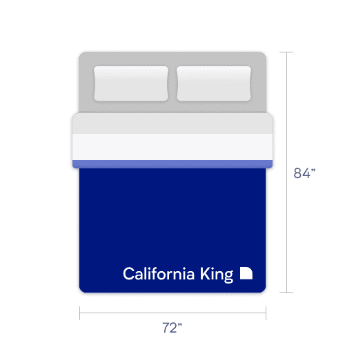 California King Size Bed Dimensions