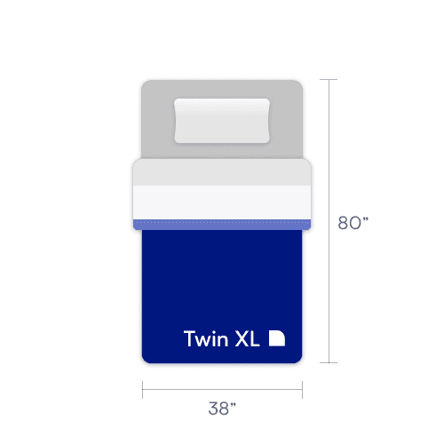 twin xl bed dimensions