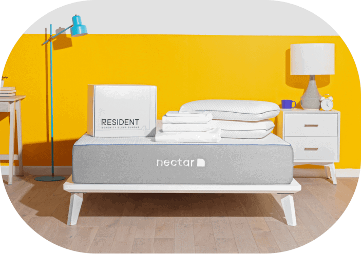 Nectar Resident Serenity sleep bundle