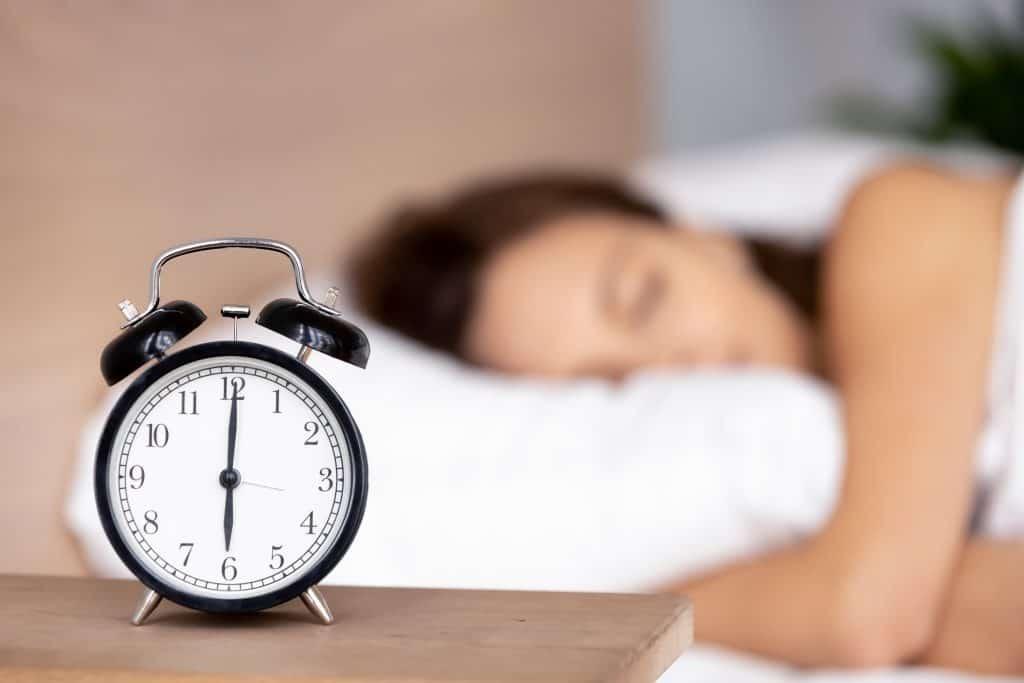Proper Sleep Schedule