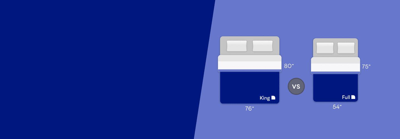 King vs Full