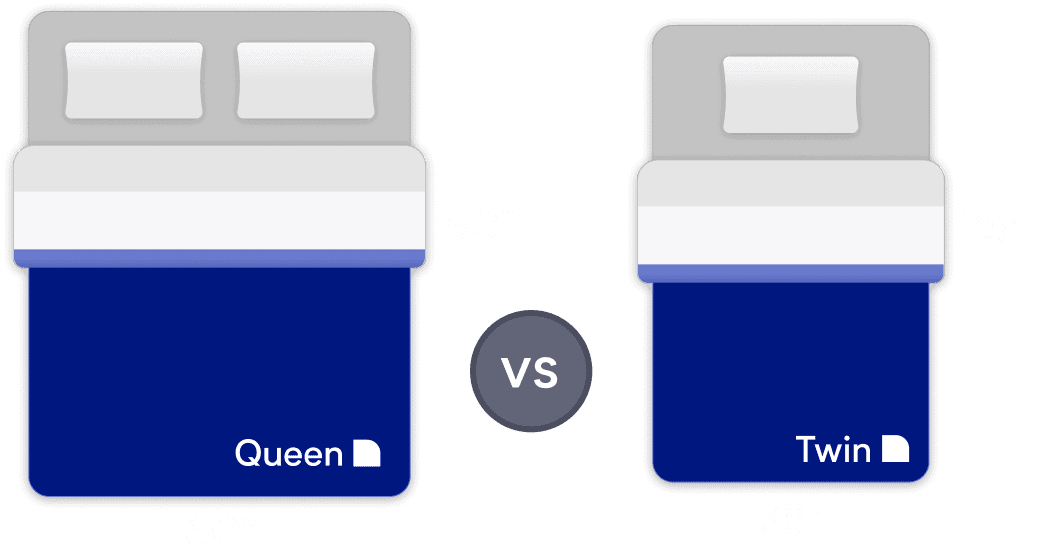 Twin vs Queen