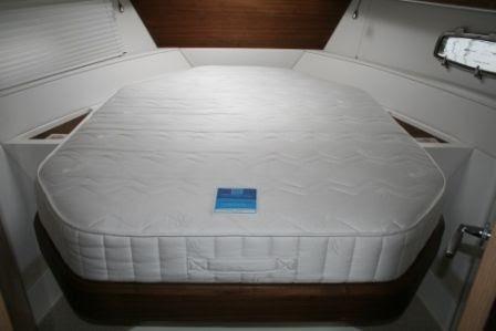White RV Mattress