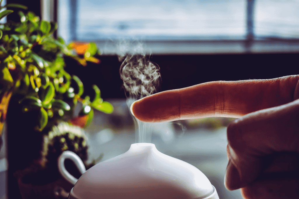 Air Diffuser to Use Essential Oils for Sleep