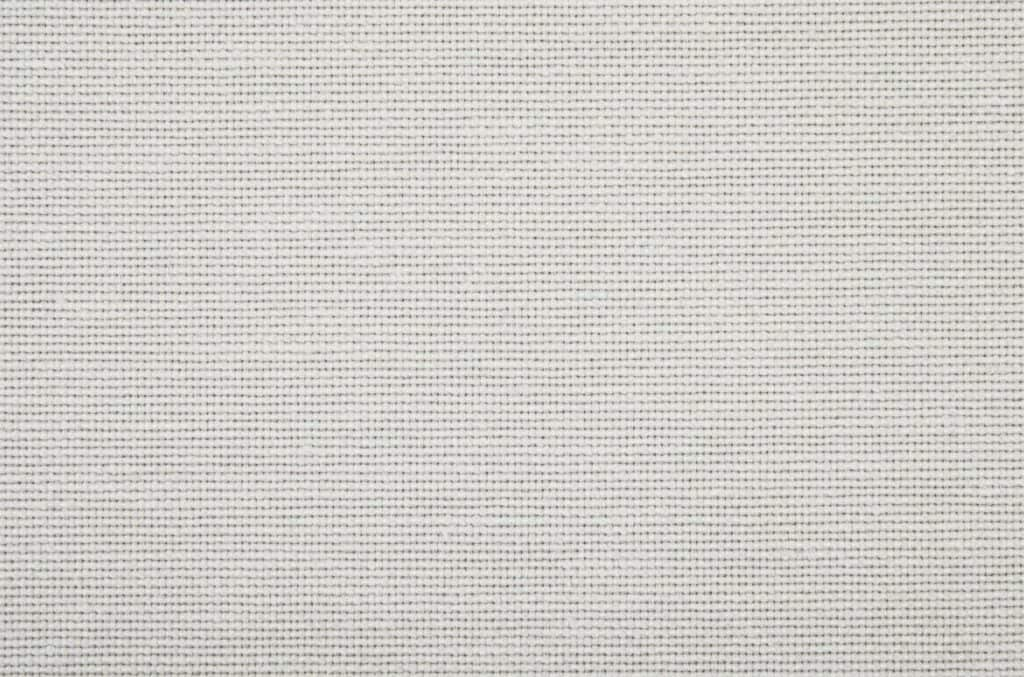 White Colored Sheet Zoomed in