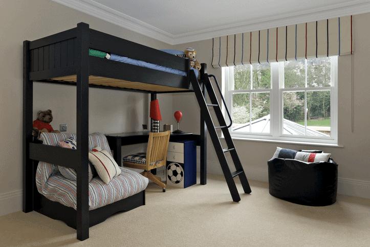 Loft Bed Frame