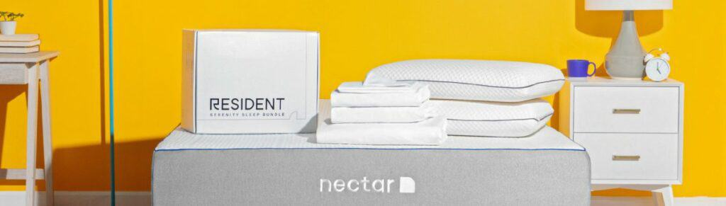 Nectar Mattress and Accessories